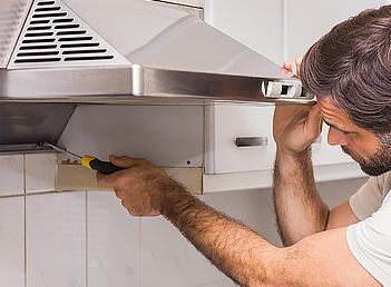 extractor fan repair